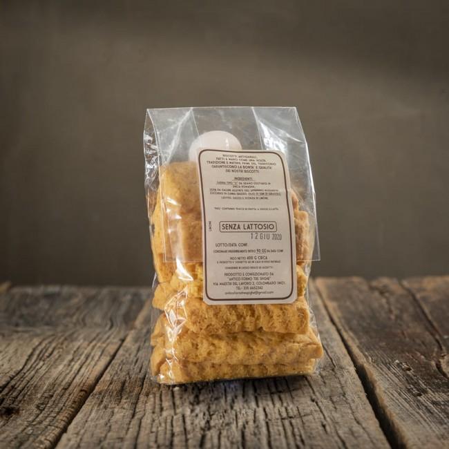 Biscotti al Limone Leggeri - Antico Forno Tre Spighe