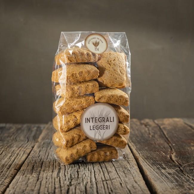 Biscotti Integrali Leggeri - Antico Forno Tre Spighe
