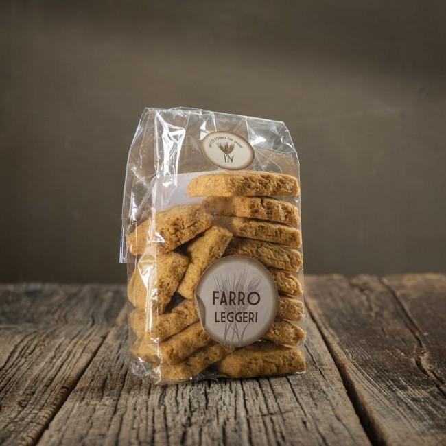 Biscotti al Farro Leggeri - Antico Forno Tre Spighe