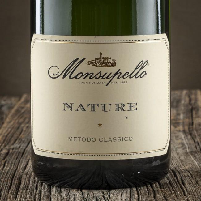 Spumante Metodo Classico Nature - Cantina Monsupello
