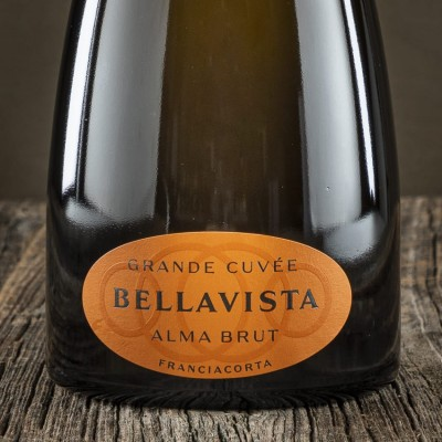 Spumante Metodo Classico Brut Alma Cuvée Franciacorta - Bellavista