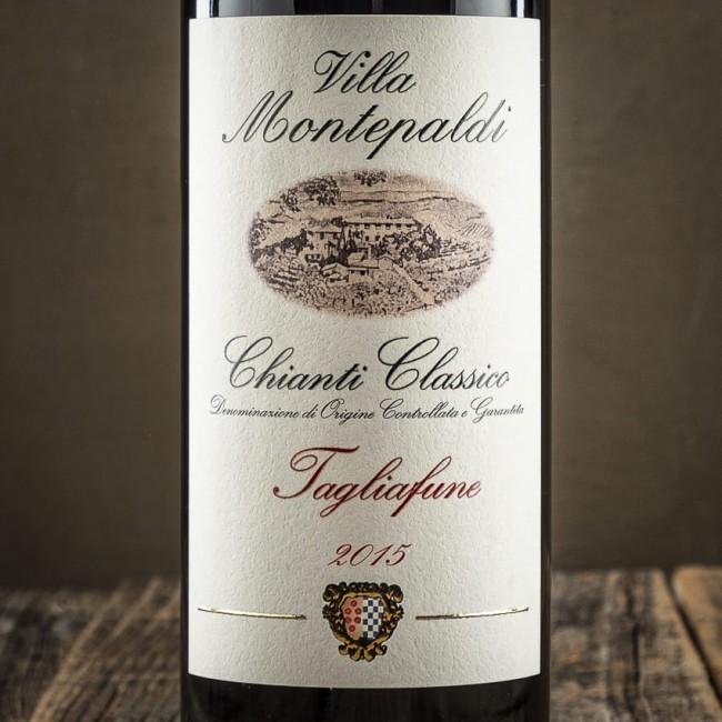 Chianti Classico Tagliafune  D.O.C.G. -  Cantina Villa Montepaldi