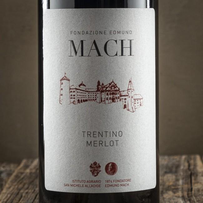 Merlot D.O.C. - Fondazione Mach