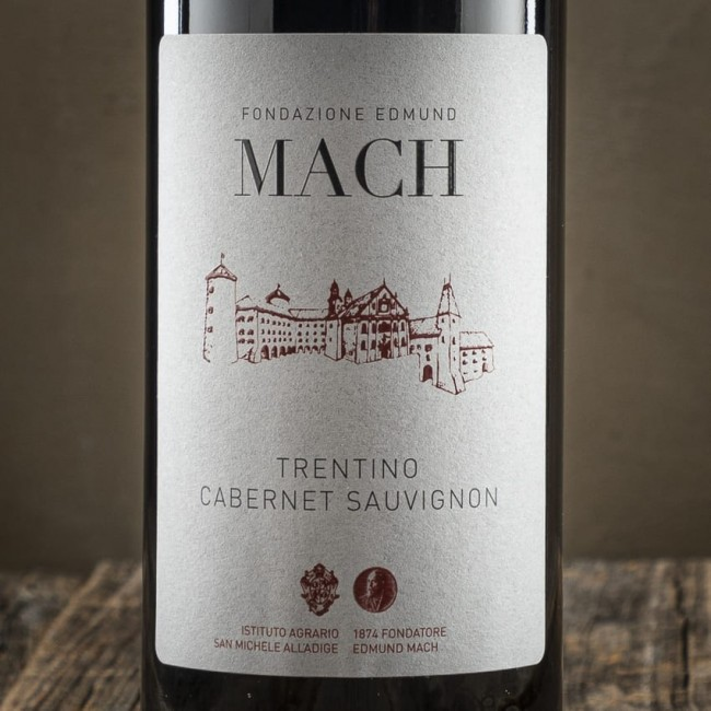 Cabernet Sauvignon Trentino D.O.C. - Fondazione Mach
