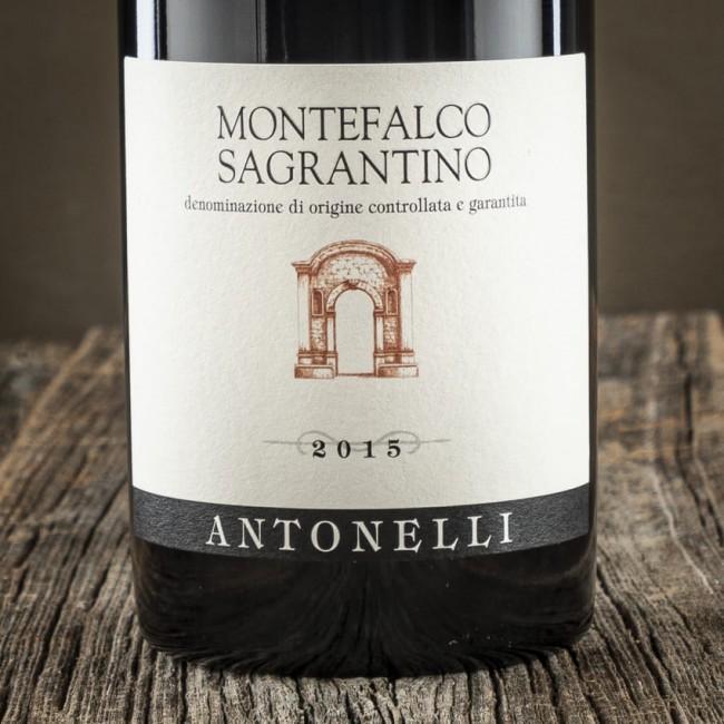 Sagrantino di Montefalco D.O.C.G. - Antonelli