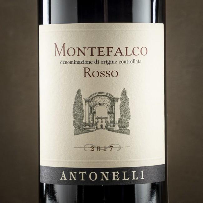 Rosso Di Montefalco D.O.C. - Antonelli