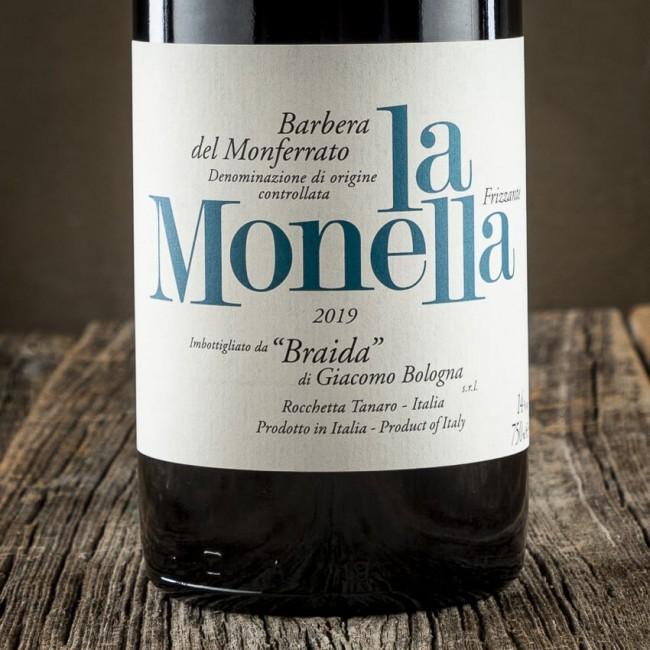 Barbera Frizzante La Monella D.O.C. - Braida