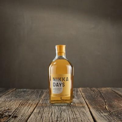 """Smooth & Delicated Blended Whisky """"Nikka Days"""" - Nikka Whisky"""