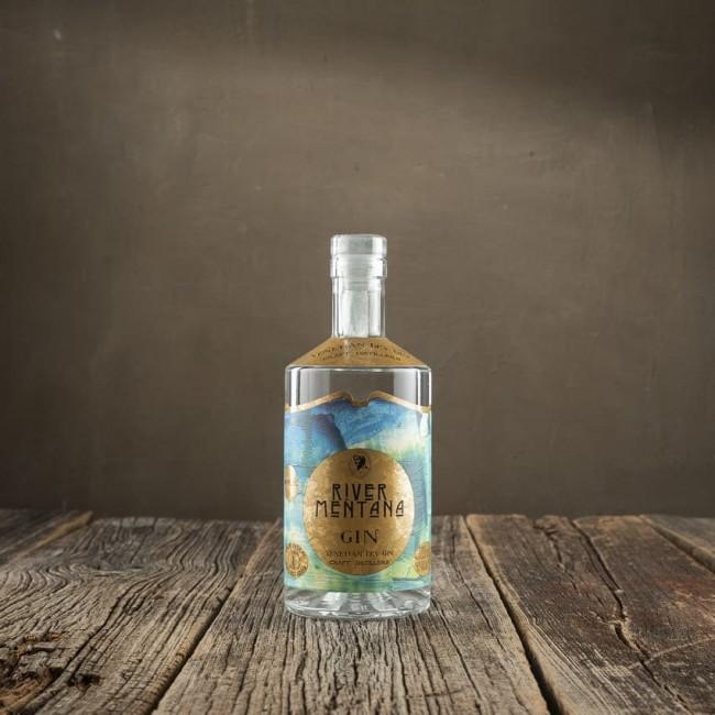 River Mentana Venetian Dry Gin - Rime Craft Distillers