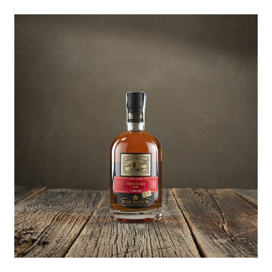 Trinidad 5 Years Old Sherry Finish - Rum Nation