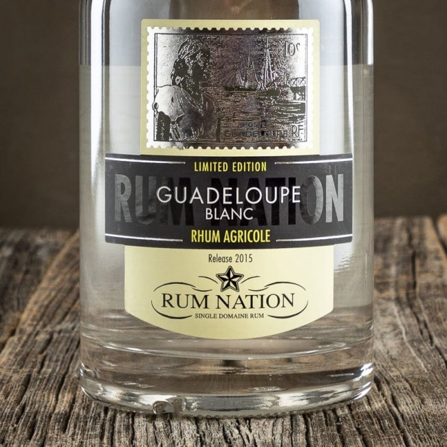 Guadeloupe Agricole Blanco - Rum Nation