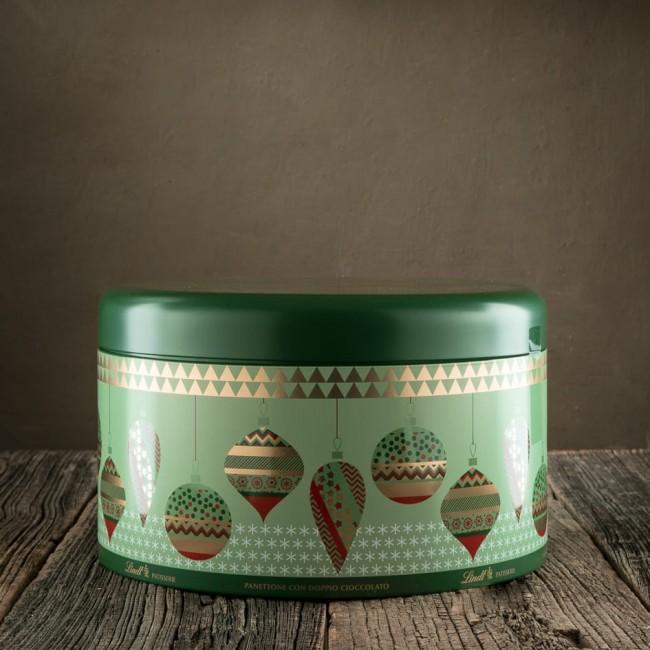 Panettone doppio cioccolato - Lindt