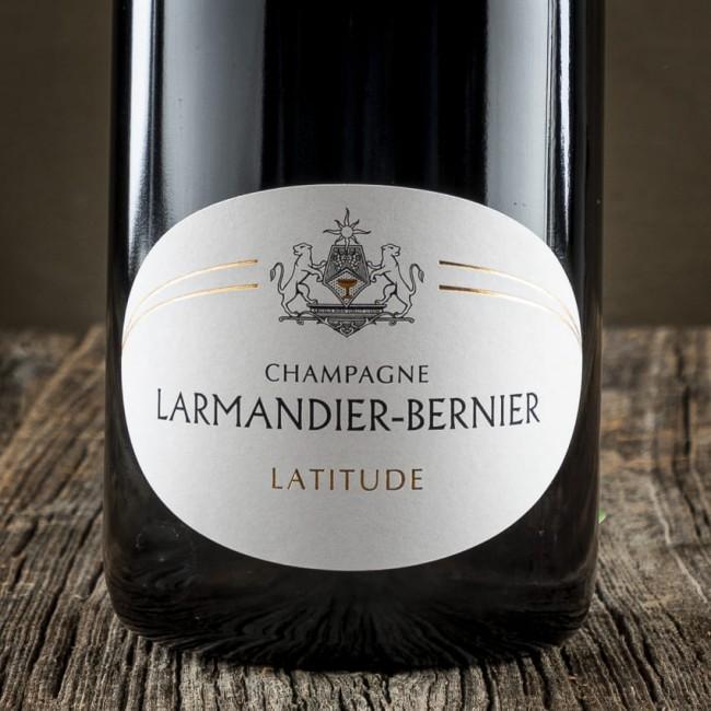 """Champagne Extra Brut Blanc de Blancs """"Latitude"""" - Maison Larmandier-Bernier"""