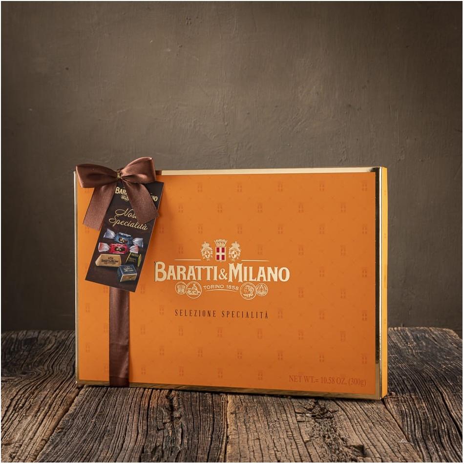 Confezione Cioccolatini Assortiti - Baratti & Milano