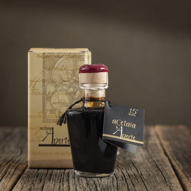 Condimento Balsamico 15ª Botte - Acetaia le Aperte
