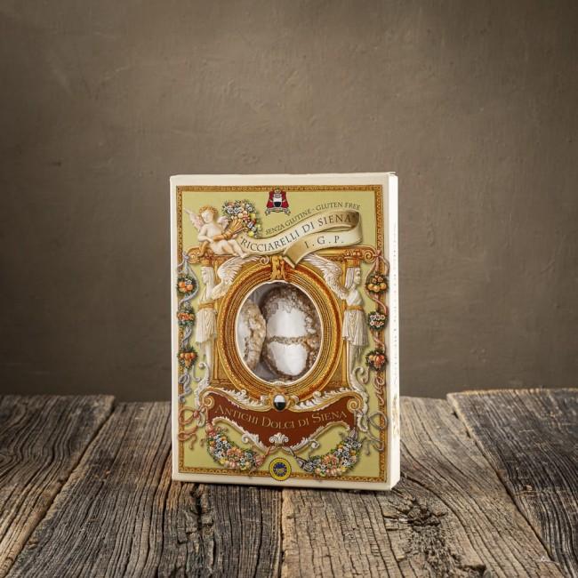 Ricciarelli di Siena I.G.P. - Fabbrica del Panforte