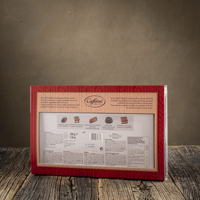 Scatola Cioccolatini Assortiti - Caffarel