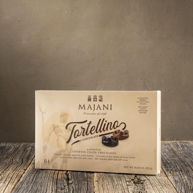 Tortellini di Cioccolato Latte e Fondente - Majani