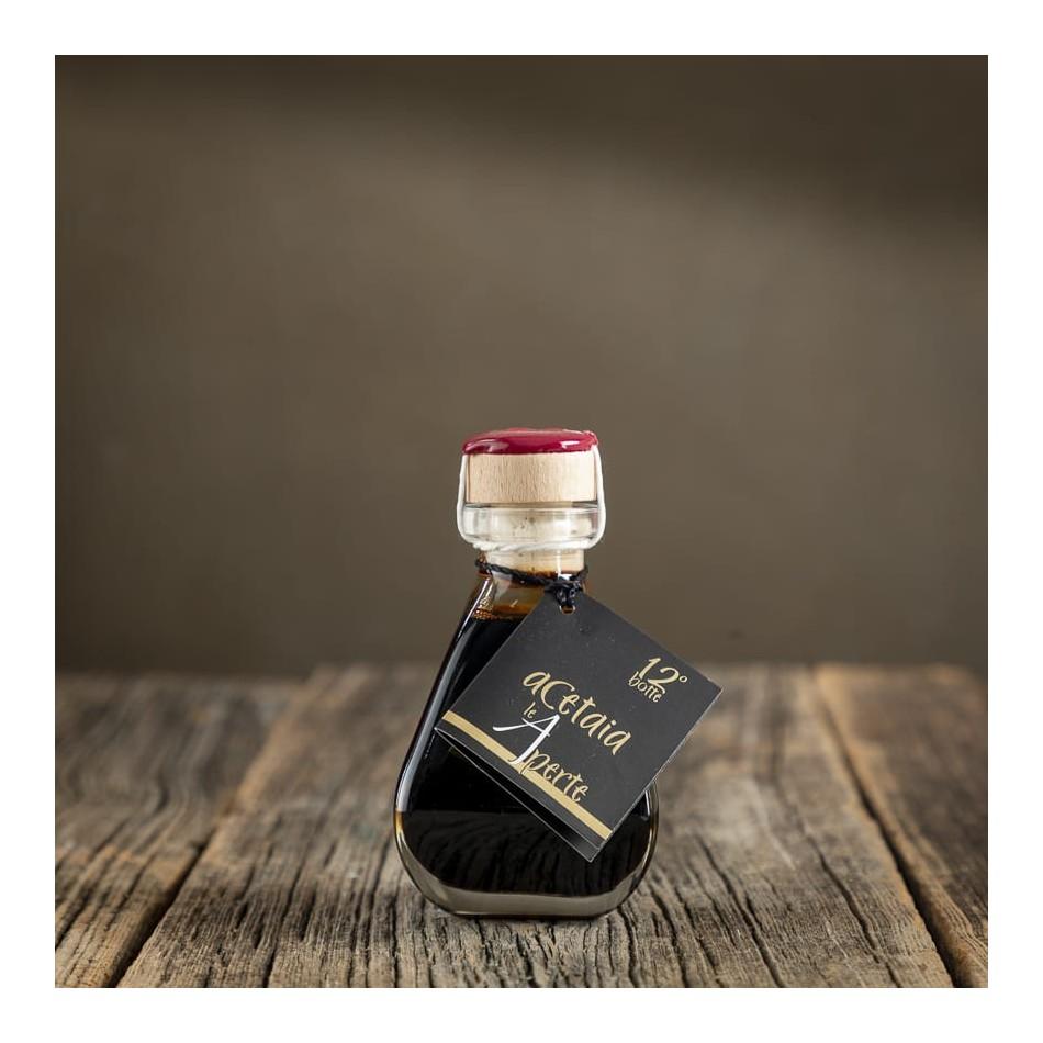 Condimento balsamico - 12ª Botte - Acetaia Le Aperte