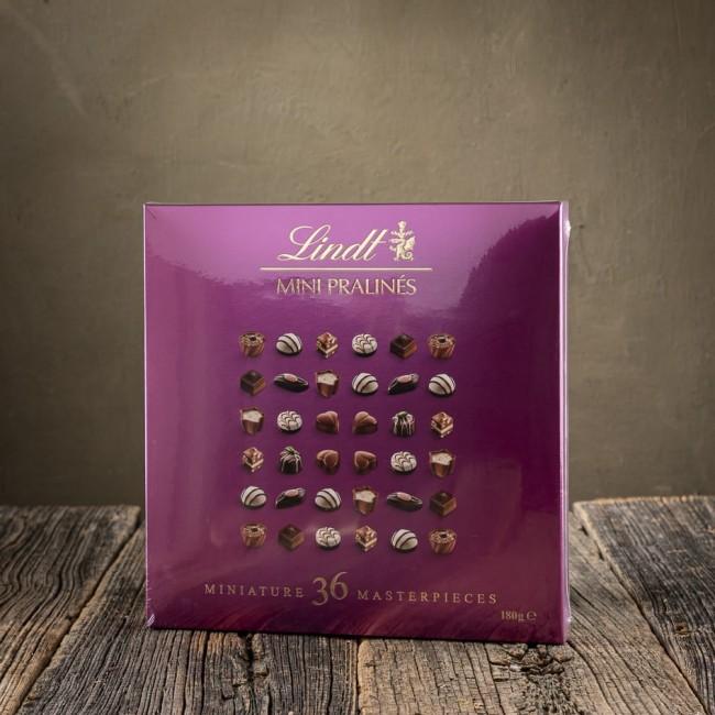 36 Mini Pralinés - Lindt
