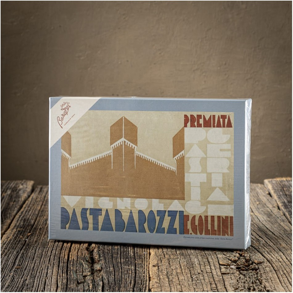 Torta Barozzi - Pasticceria Gollini