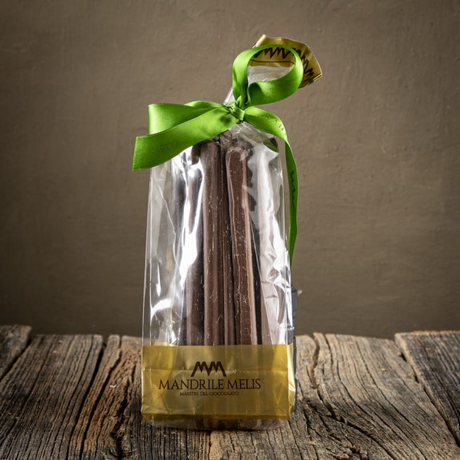 Cioccogrissini misti Fondente/ Latte - Mandrile Melis