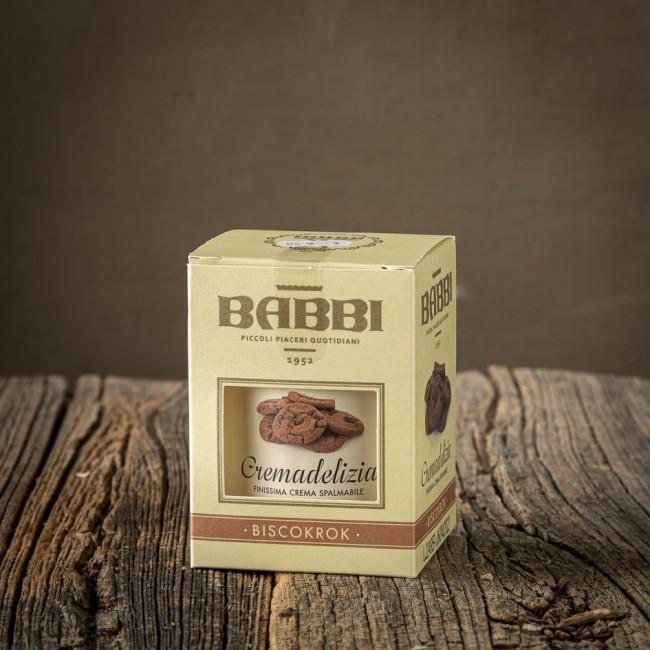 Cremadelizia Biscokrok- Babbi