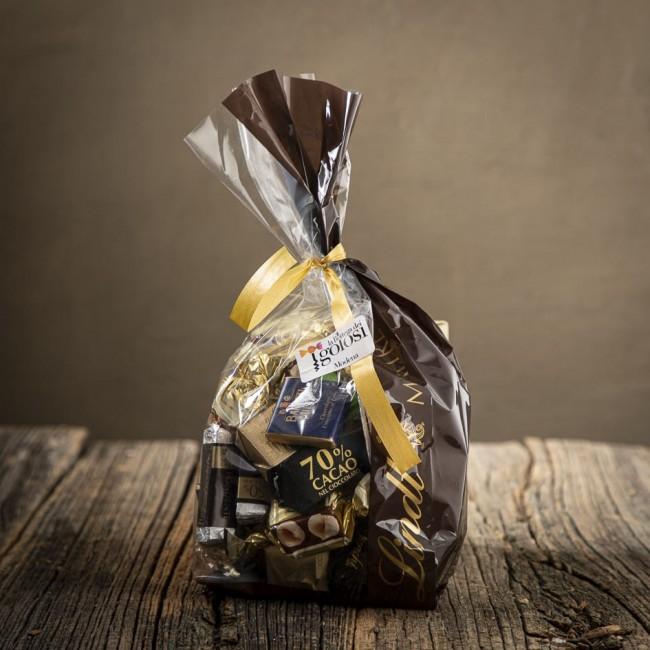 Sacchetto Cioccolatini di Marca Assortiti