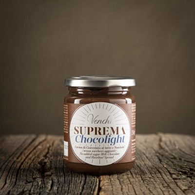 Crema Spalmabile Senza Zucchero - Venchi