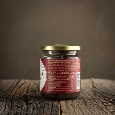 Crema Spalmabile al Cioccolato Fondente al Rhum - Venchi
