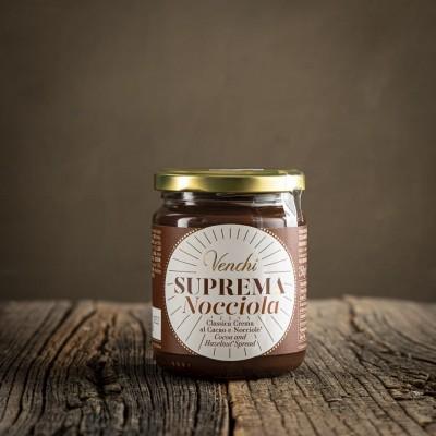 Crema Spalmabile al Cioccolato Nocciola - Venchi
