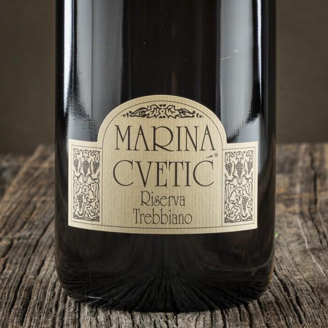 """Marina Cvetic"" Trebbiano D'abruzzo I.G.T. - Masciarelli - Cantina Masciarelli"