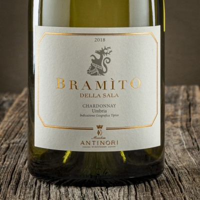 Bramito Chardonnay I.G.T. - Antinori