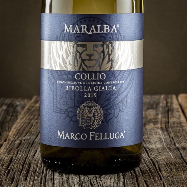 "Ribolla Gialla D.O.C. Collio ""Maralba"" - Marco Felluga"