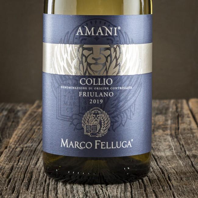 """Friulano D.O.C. Collio """"Amani"""" - Marco Felluga"""