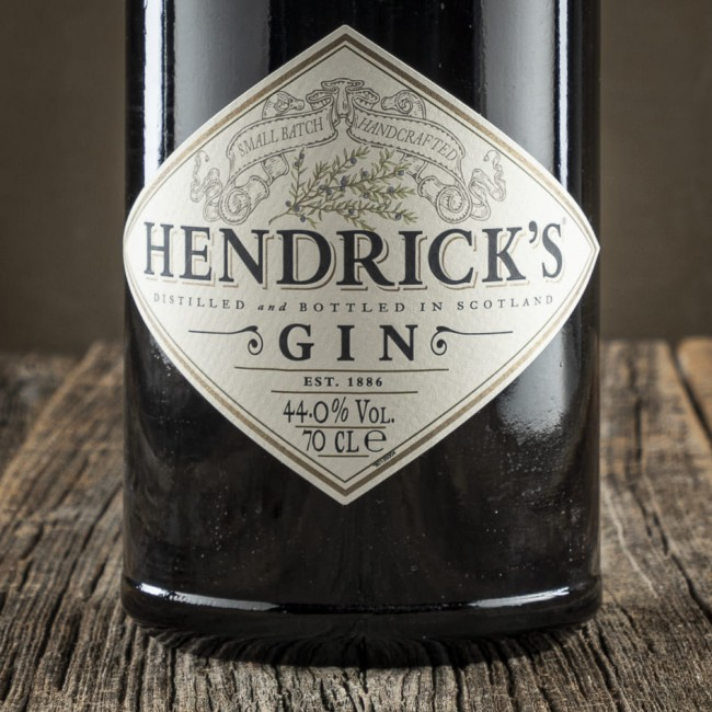 Hendrick's Gin - Distilleria Girvan