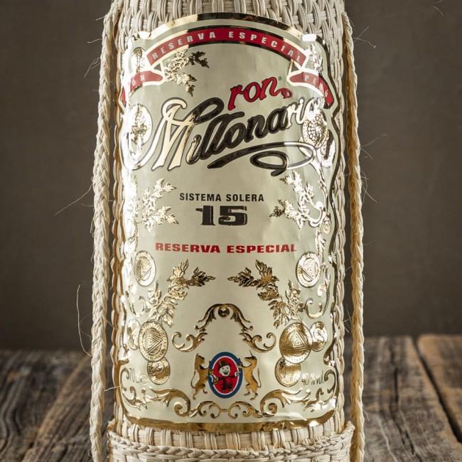 Rum Reserva Especial 15 Anni - Ron Millonario