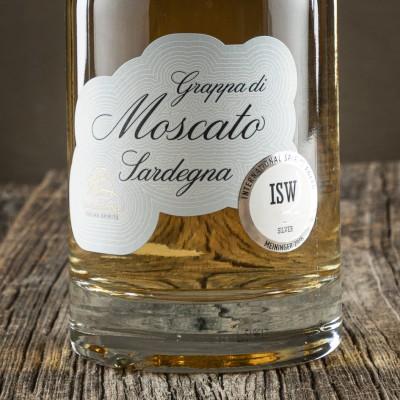 Grappa di Moscato Sardegna - AB Selezione