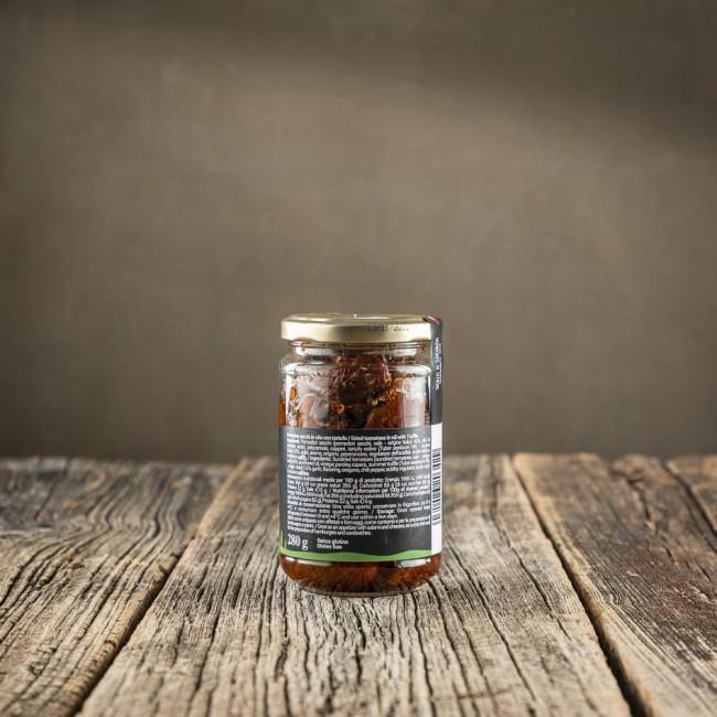 Pomodori Secchi al Tartufo in olio  - Stefania Calugi