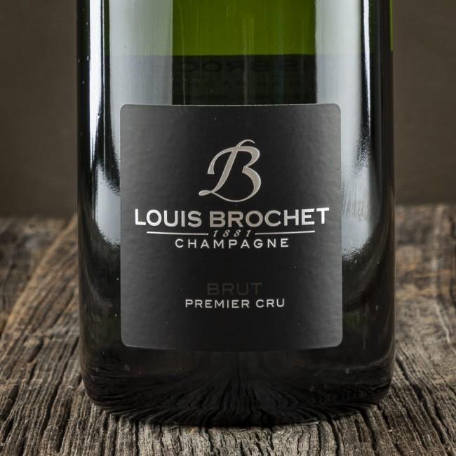"Champagne Brut ""Premier Cru"" - Maison Louis Brochet"
