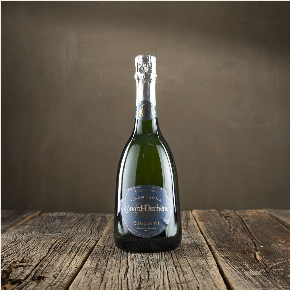 Champagne Blanc de Blancs Brut - Maison Canard-Duchêne