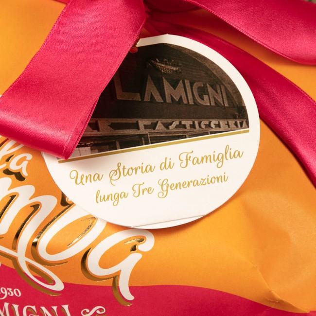 Colomba Tradizionale Arancia Candita - Flamigni