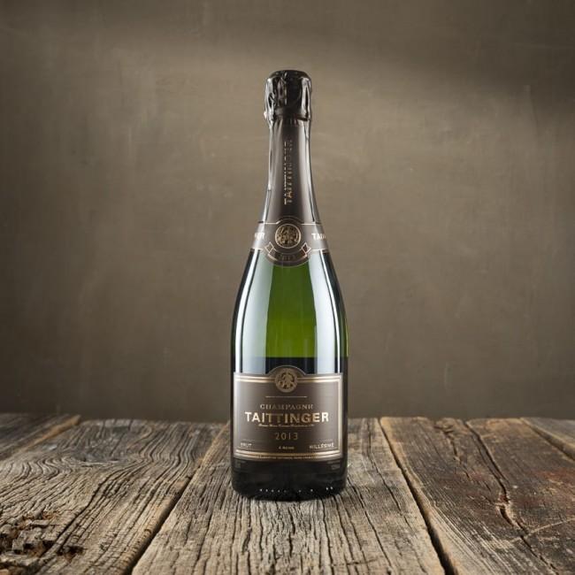 Champagne Millesimato Brut - Maison Taittinger