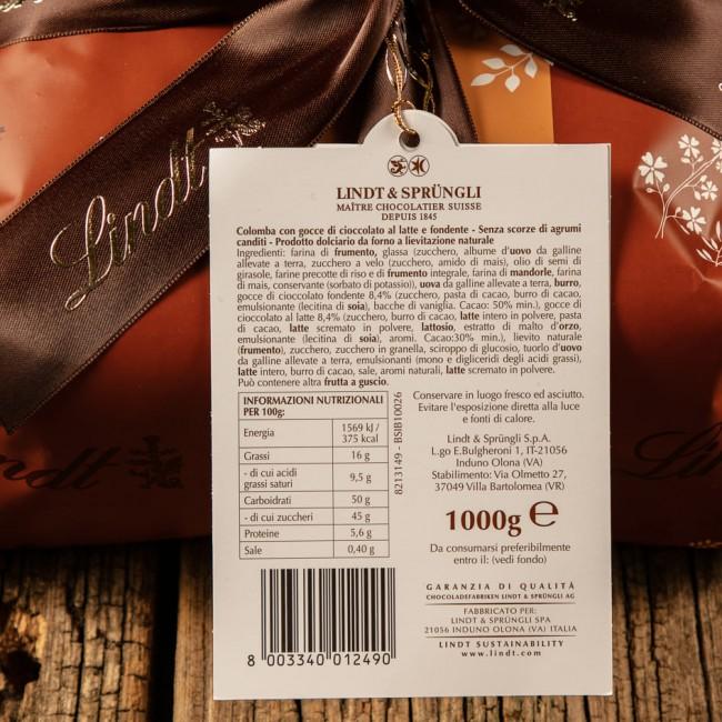 Colomba Doppio Cioccolato - Lindt