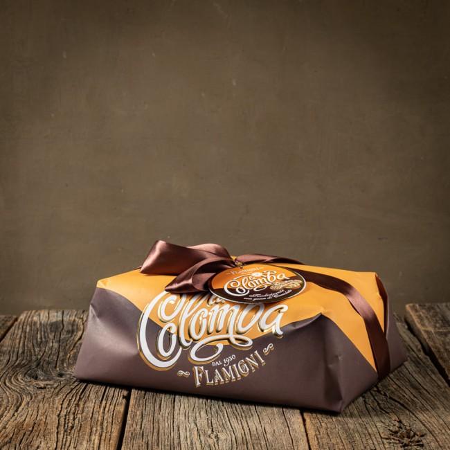Colomba Tradizionale Con Gocce di Cioccolato - Flamigni