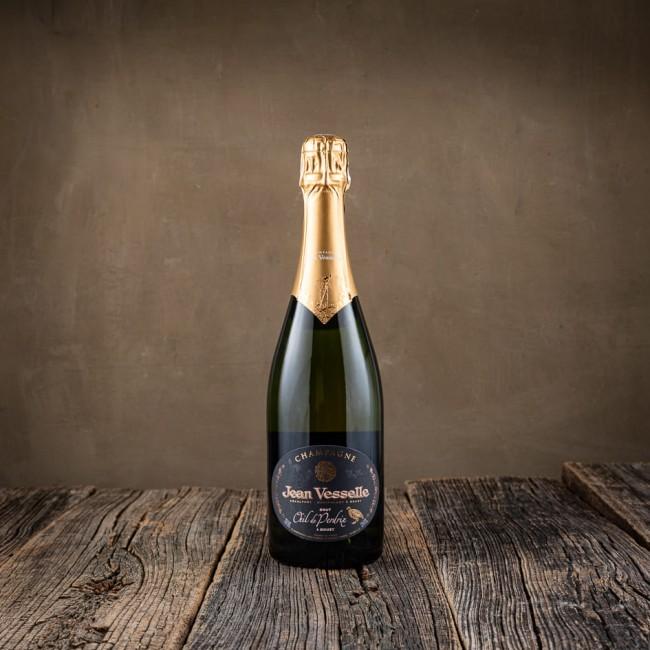 """Champagne Brut """"Oeil de Perdrix"""" - Jean Vesselle"""
