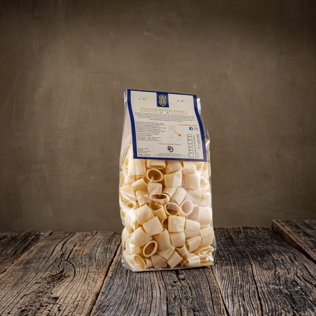 Mezzi paccheri - Pastificio Piscinelli