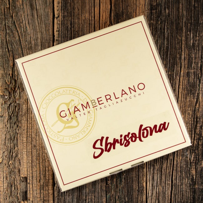 Sbrisolona - Giamberlano
