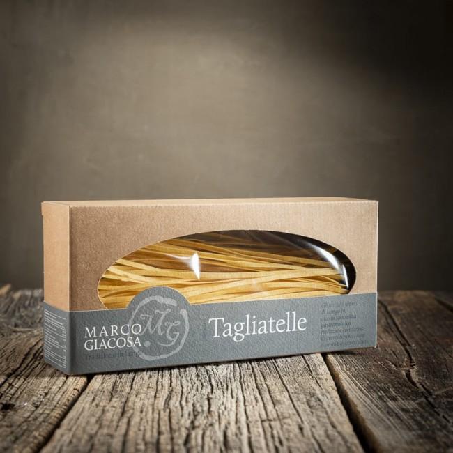 Tagliatelle - pasta all'uovo italiana - Marco Giacosa