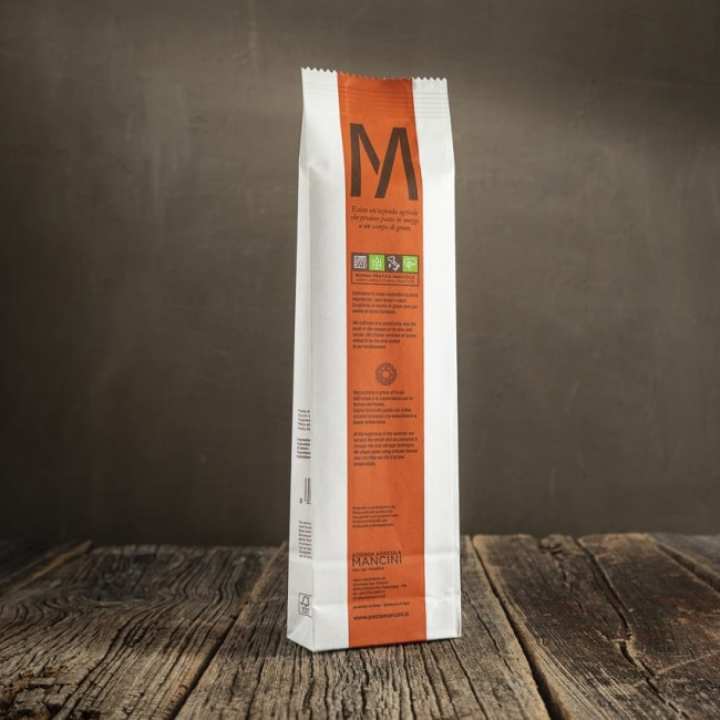 Bucatini - pasta di semola di grano duro - Mancini Pastificio Agricolo
